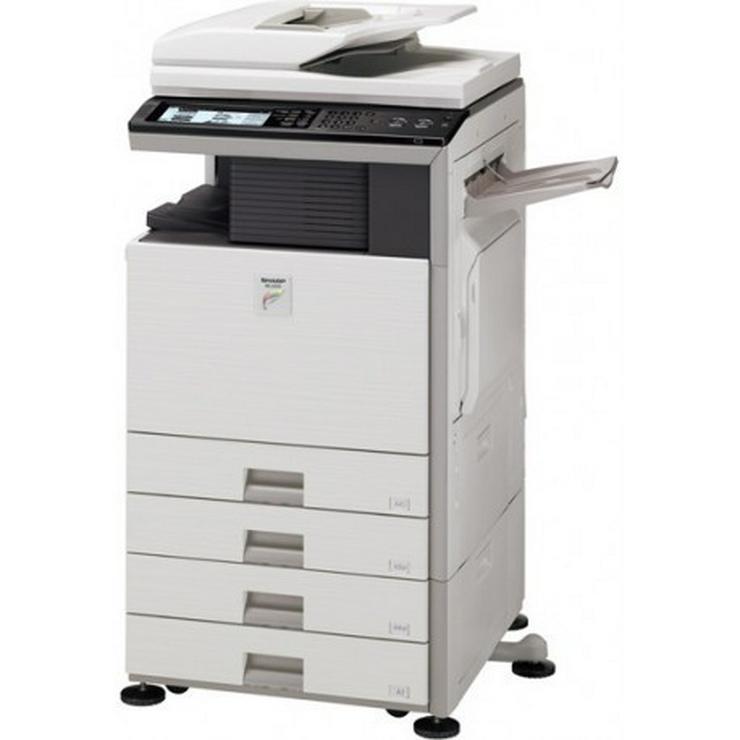 A3 Farbkopierer Sharp MX-2301N nur 29000 Seiten