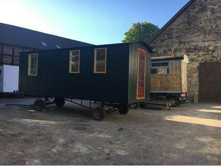 Bild 3: Tiny House, Schäferwagen, Holzwagen, Mobilh