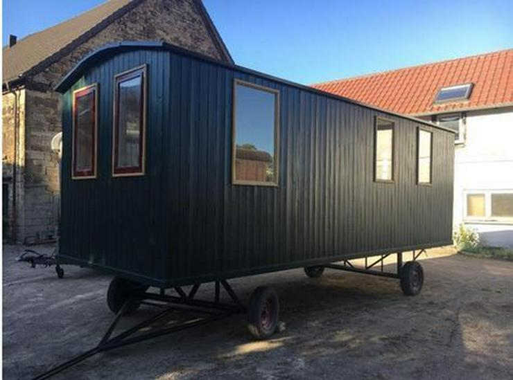 Bild 4: Tiny House, Schäferwagen, Holzwagen, Mobilh