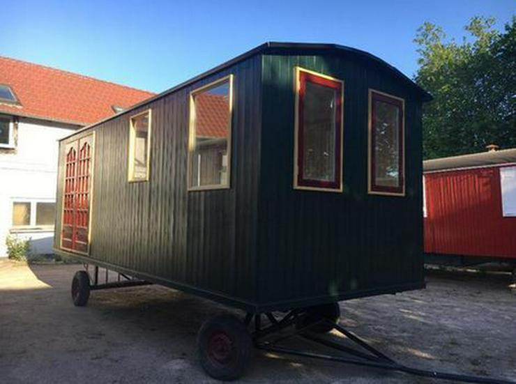 Tiny House, Schäferwagen, Holzwagen, Mobilh - Mobilheime & Dauercamping - Bild 1
