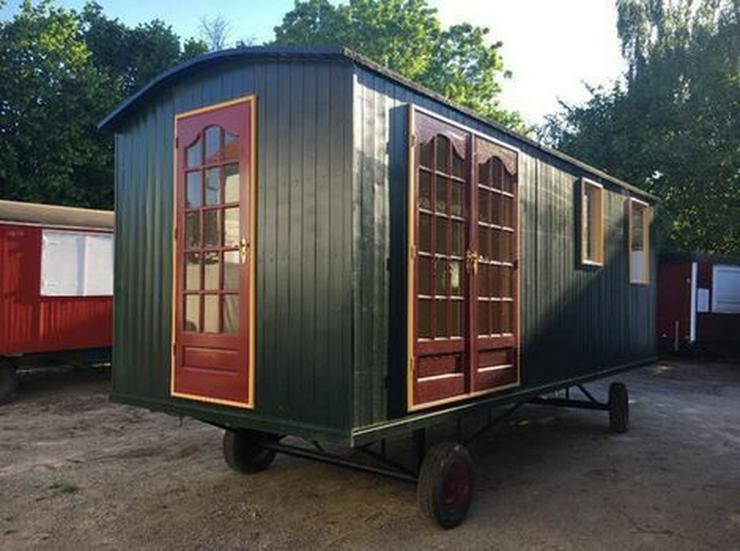 Bild 2: Tiny House, Schäferwagen, Holzwagen, Mobilh