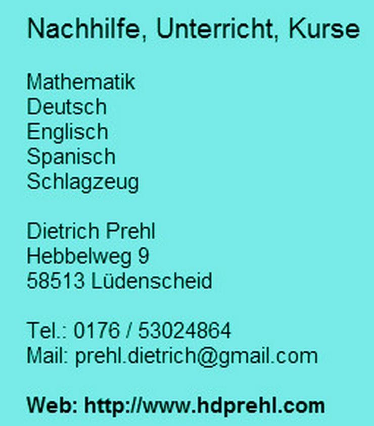 Halver, Deutsch als Fremdsprache, Halver - Fremdsprachen - Bild 1