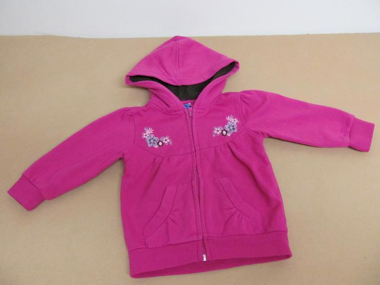 Sweat-Jacke Weste Jacke Gr. 86 Topolino - Shirt, Pullover & Sweater - Bild 1