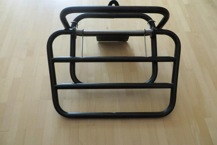 Klappbarer Gepäckträger für Roller