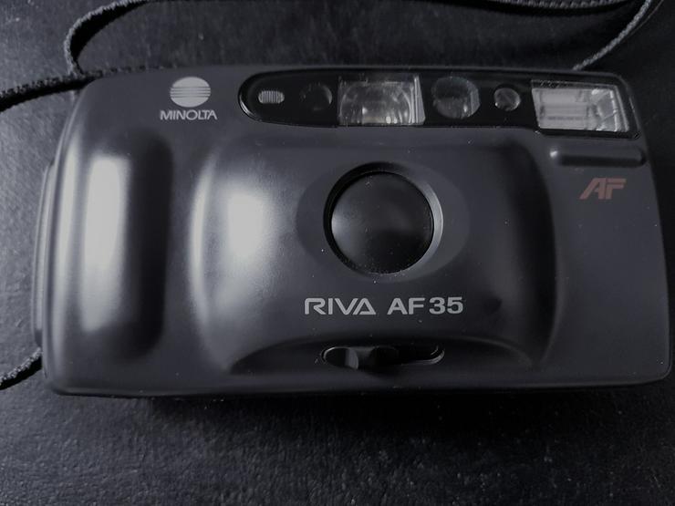 Kleinbildkamera Minolta RIVA AF 35