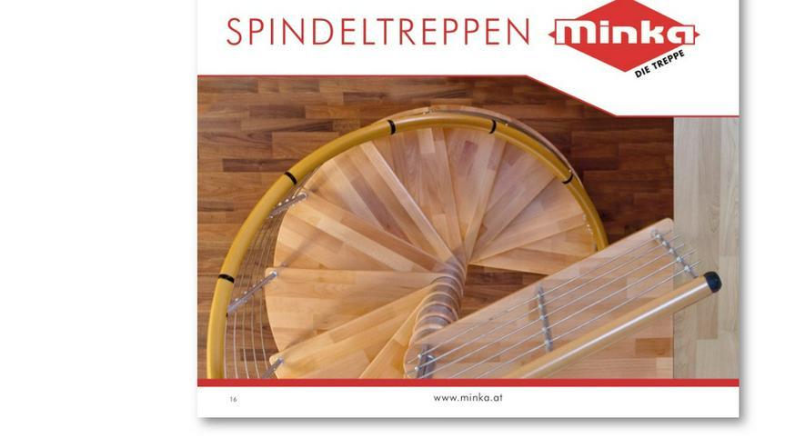 Spindeltreppe - Basteln & Handarbeiten - Bild 1