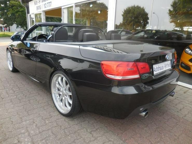 Bild 2: BMW 335 iAut Cabrio mit M-Sport-Paket und 20 Zoll