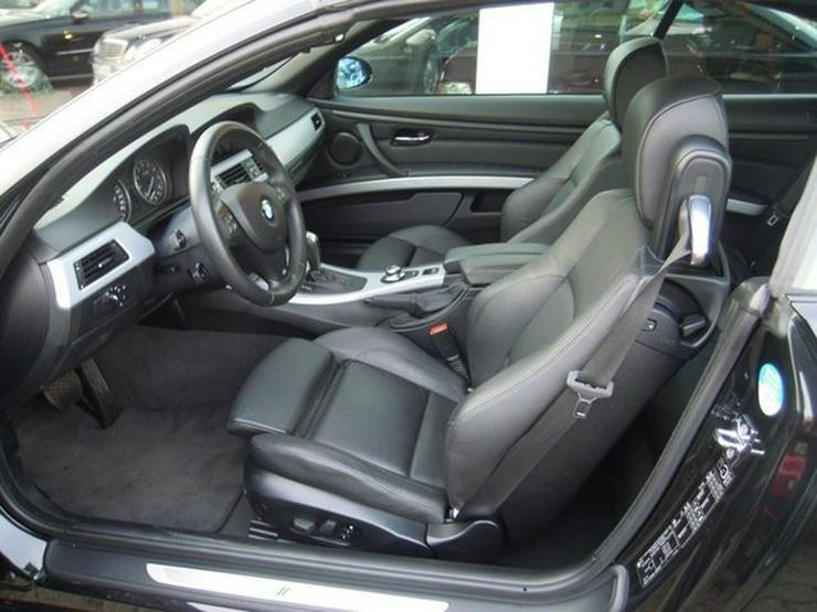 Bild 4: BMW 335 iAut Cabrio mit M-Sport-Paket und 20 Zoll