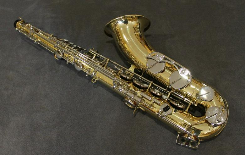 Yamaha YTS 25 Tenorsaxophon inkl. Zubehör - Blasinstrumente - Bild 1