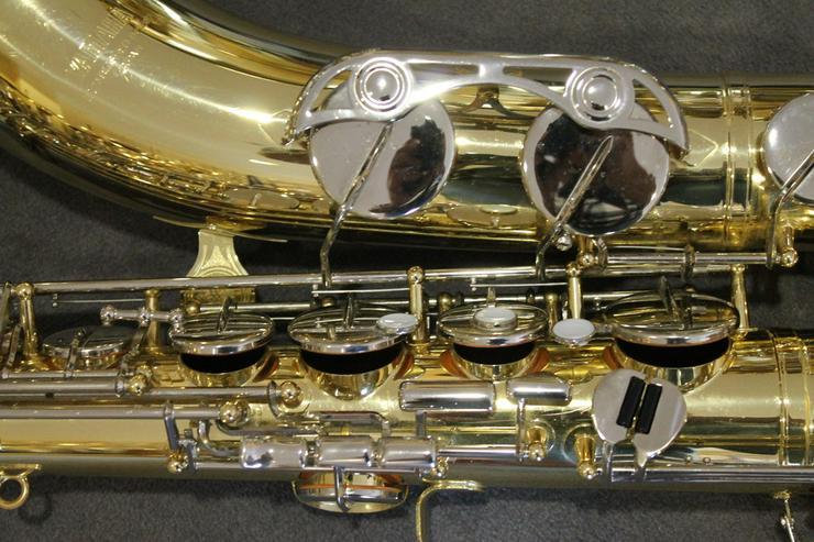 Bild 4: Yamaha YTS 25 Tenorsaxophon inkl. Zubehör