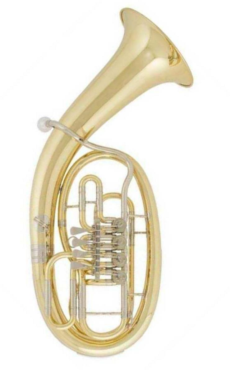 Cerveny Tenorhorn 4 Ventile Neuware - Blasinstrumente - Bild 1