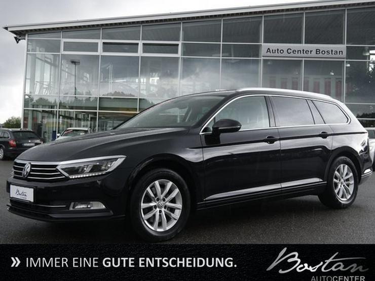 VW Passat 2.0 TDI-EURO 6-BMT-DSG-NAVI-KAMERA-ACC