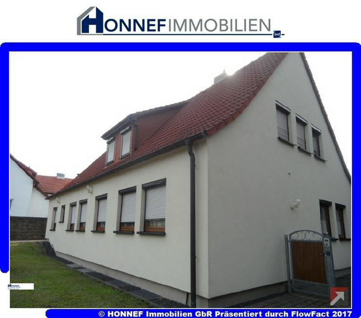 Wohnhaus mit Gewerberäumen - Haus kaufen - Bild 1