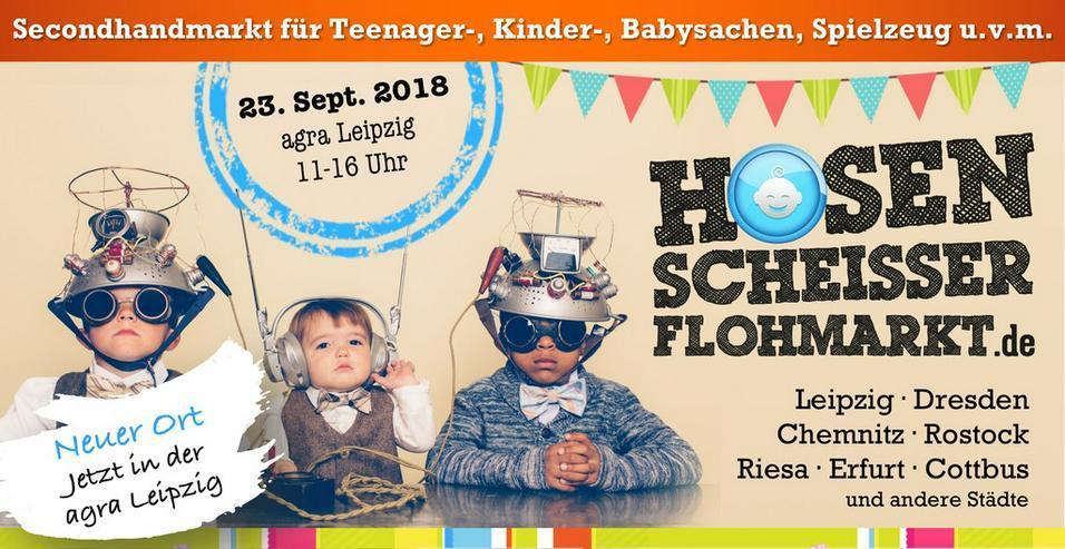11. Hosenscheisser-Flohmarkt // agra Leipzig