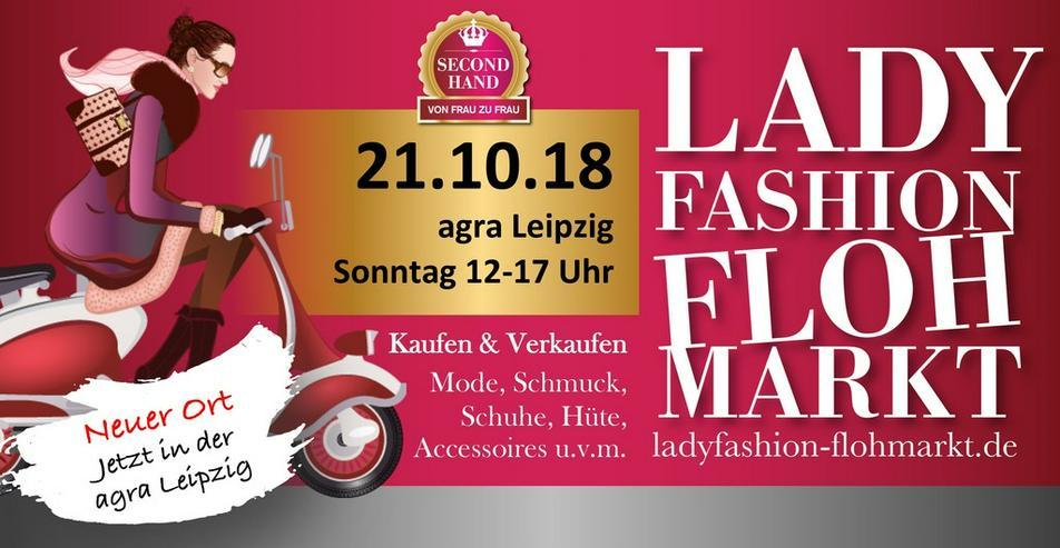 9. Ladyfashion-Flohmarkt // agra Leipzig