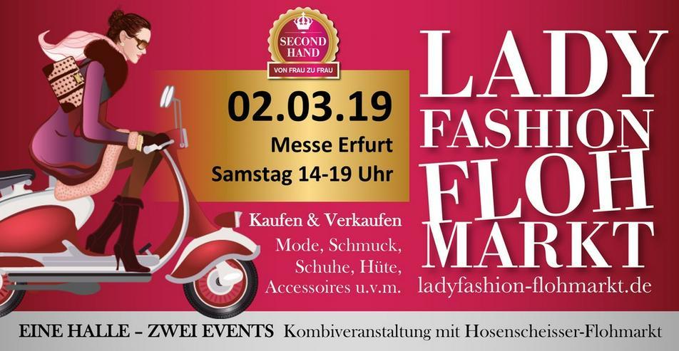 3. Ladyfashion-Flohmarkt // Messe Erfurt