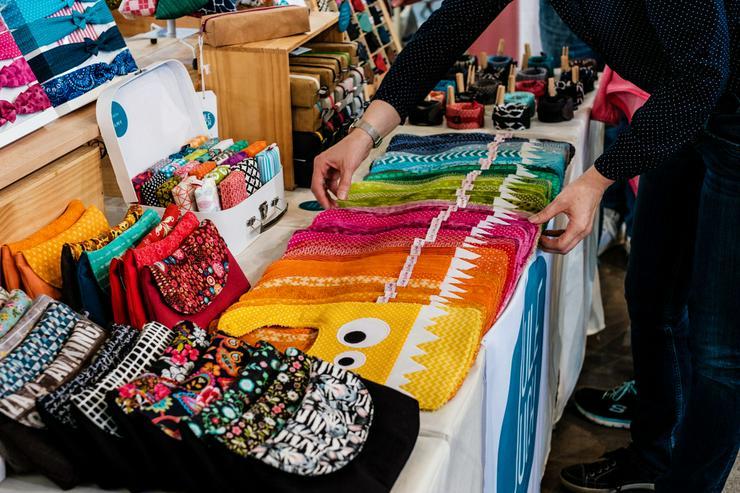 Bild 4: 6. handgemacht Kreativmarkt // Messe Cottbus