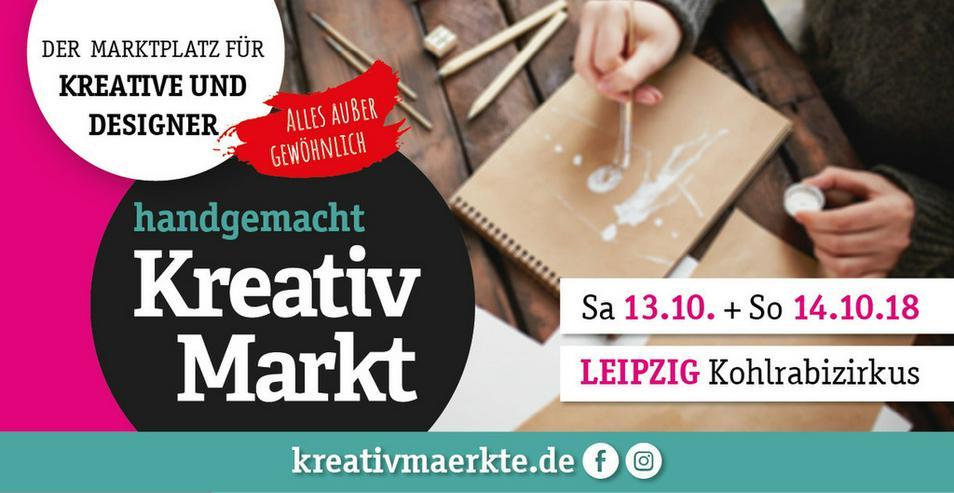 11. handgemacht Kreativmarkt // Kohlrabizirkus