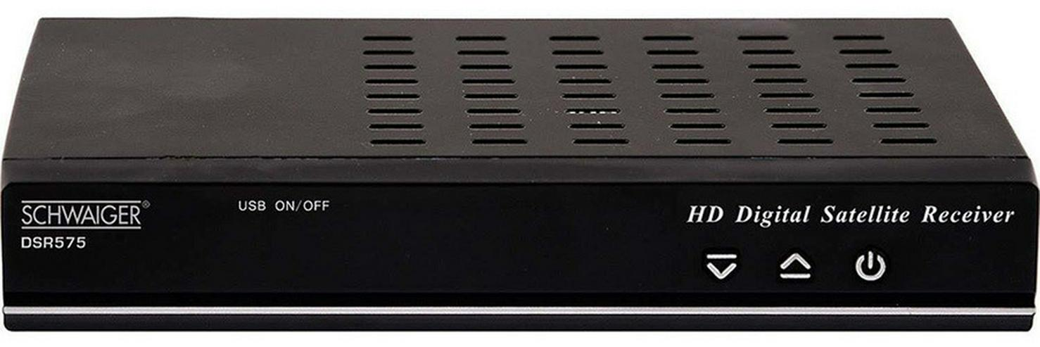 SCHWAIGER DSR 575 Full HD OVP & GEBRAUCHT!!!
