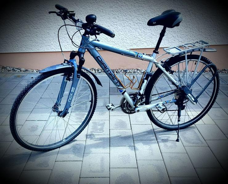 HERRENcitybike DIAMANT Pacer 28 Alu Federgabel
