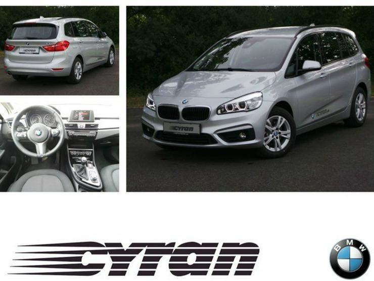 BMW 216 Gran Tourer Advantage Klimaaut. PDC Sitzhzg. Vorn NSW MF Lenkrad - Weitere - Bild 1