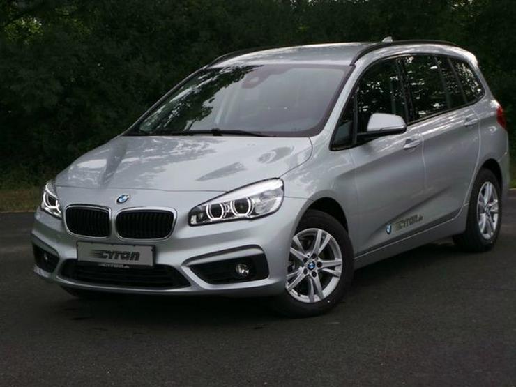 Bild 2: BMW 216 Gran Tourer Advantage Klimaaut. PDC Sitzhzg. Vorn NSW MF Lenkrad