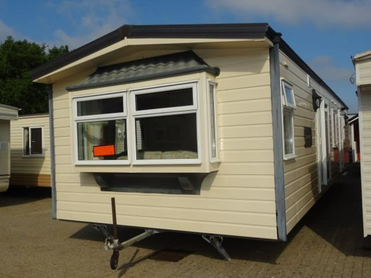 Cosalt Claremont mobilheim winterfest wohnwagen - Mobilheime & Dauercamping - Bild 1