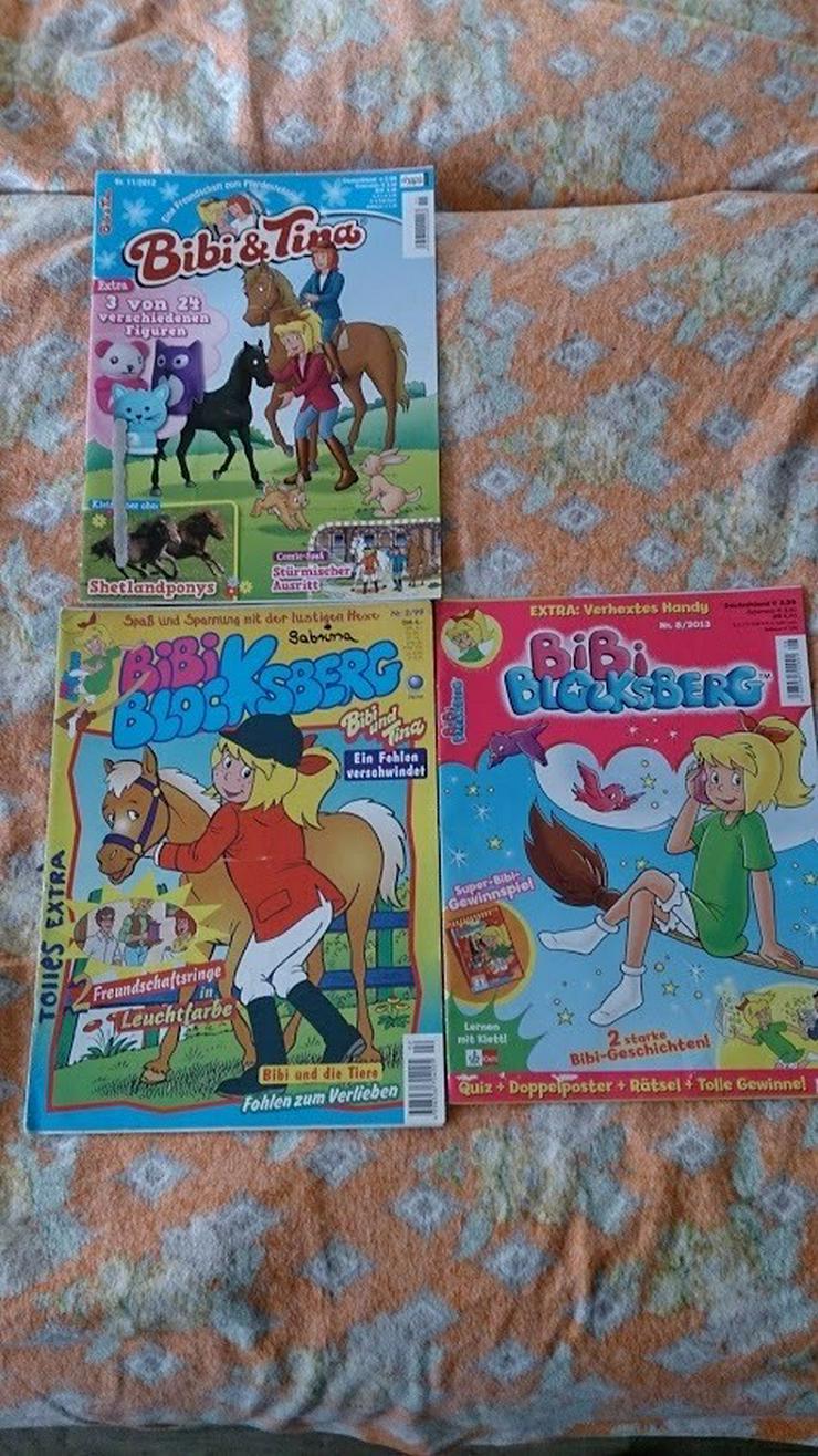 Kinderzeitschriften, neuwertig