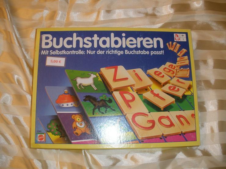 Bild 5: Kinderspiele diverse