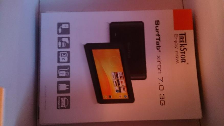 Bild 3: Tablet