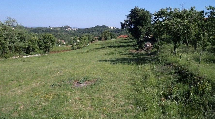 Baugrundstück für 3 Häuser/Villen,Istrien,Ablös