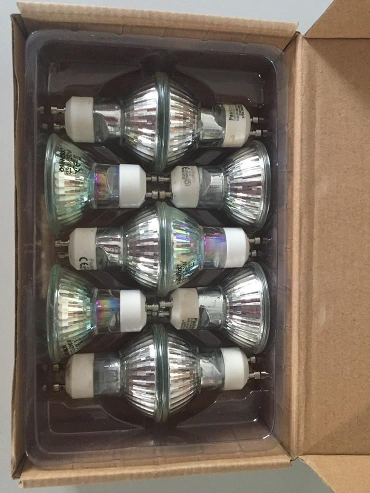 Halogenlampe 230Volt GU10 50Watt