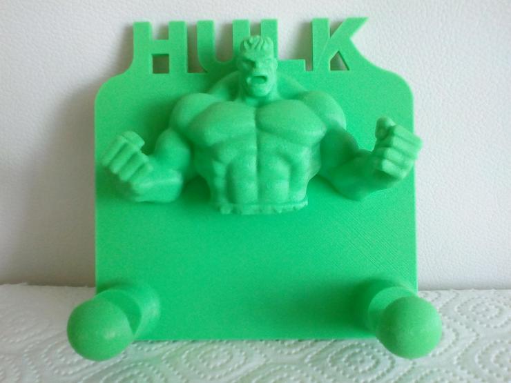 Wandhaken Kinderhaken Hulk