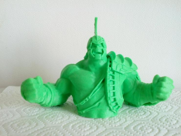Hulk Figur, Büst, Ragnarok