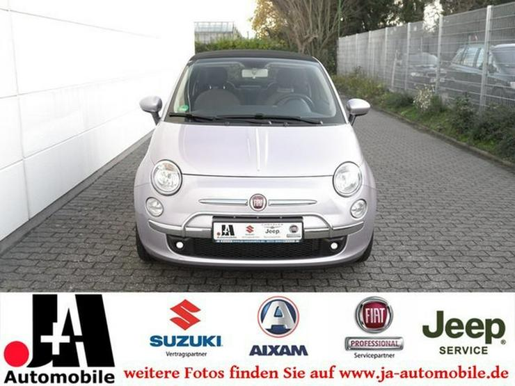 FIAT 500C Lounge Standheizung, Sounssystem,