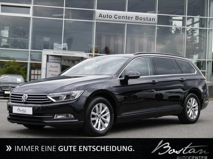 VW Passat 2.0 TDI EURO 6-DSG-NAVI-DEUTS.FZG-1.HAND