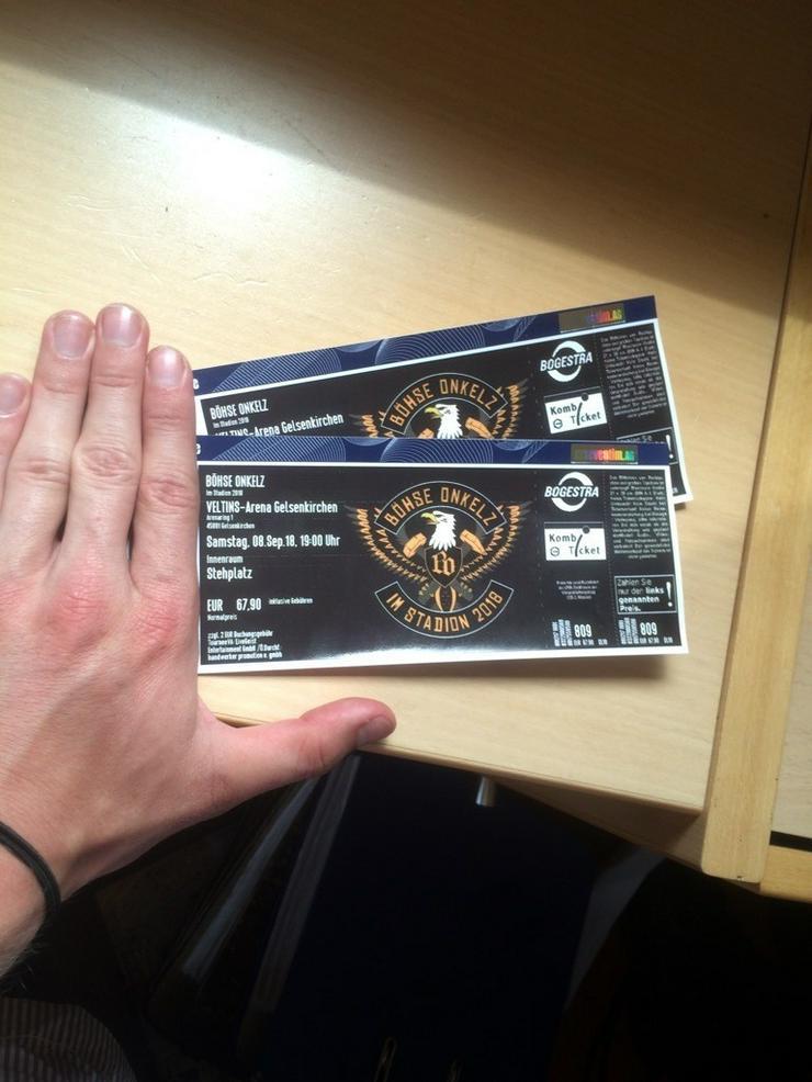Tausche Böhse Onkels Tickets/ Karten
