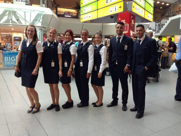 Ausbildung Servicekauffrau im Luftverkehr (m/w/d)