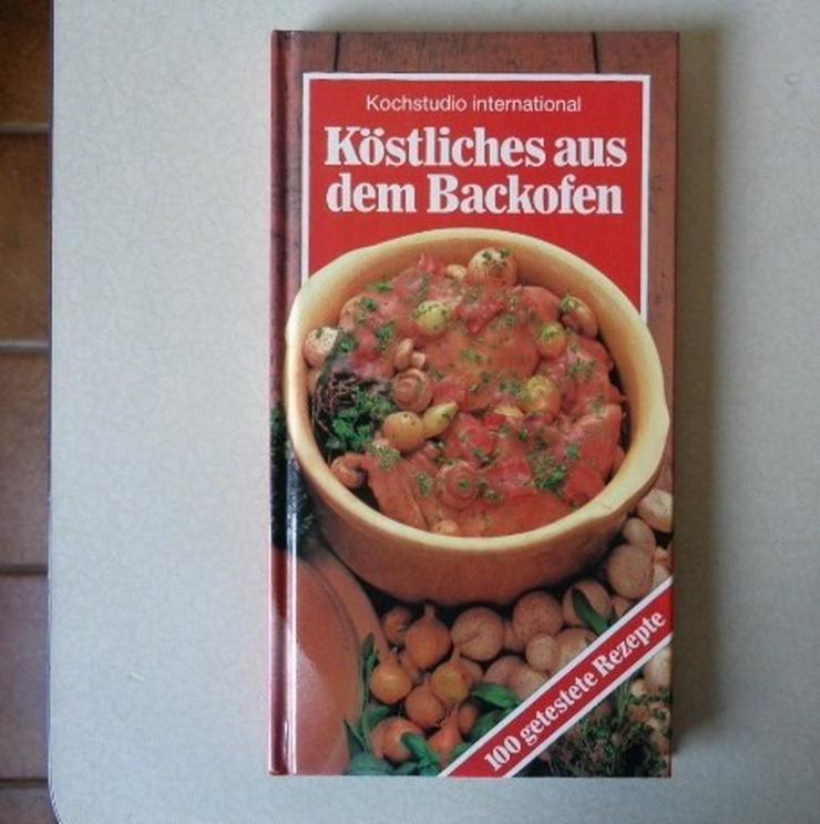Rezeptbuch: Köstliches aus dem Backofen