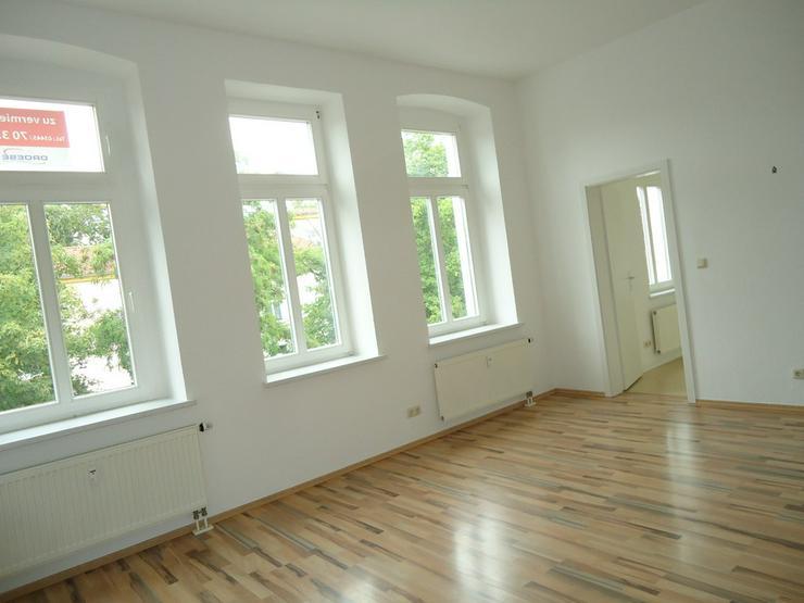 schöne, ruhige 2 Raum-Wohnung