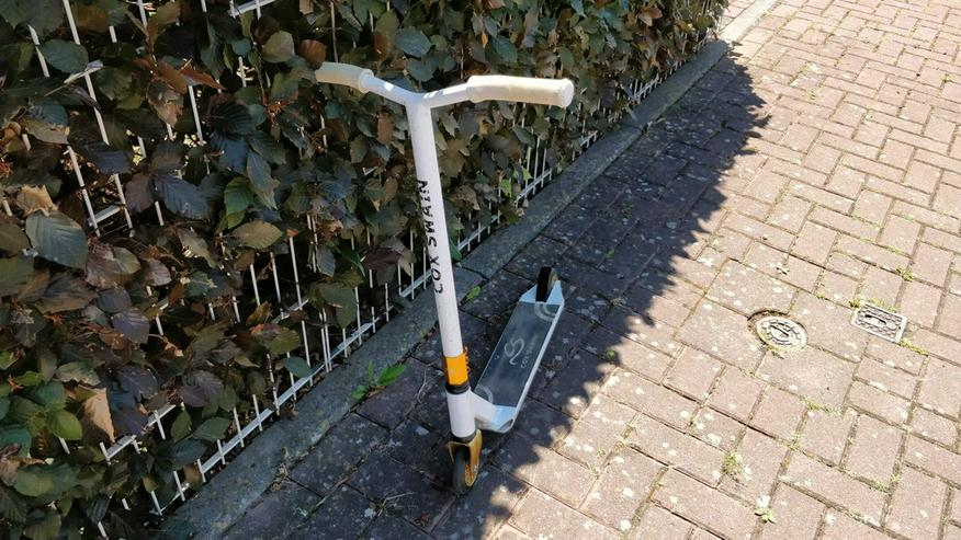 Cox Swain Super Scooter - Roller - Bild 1