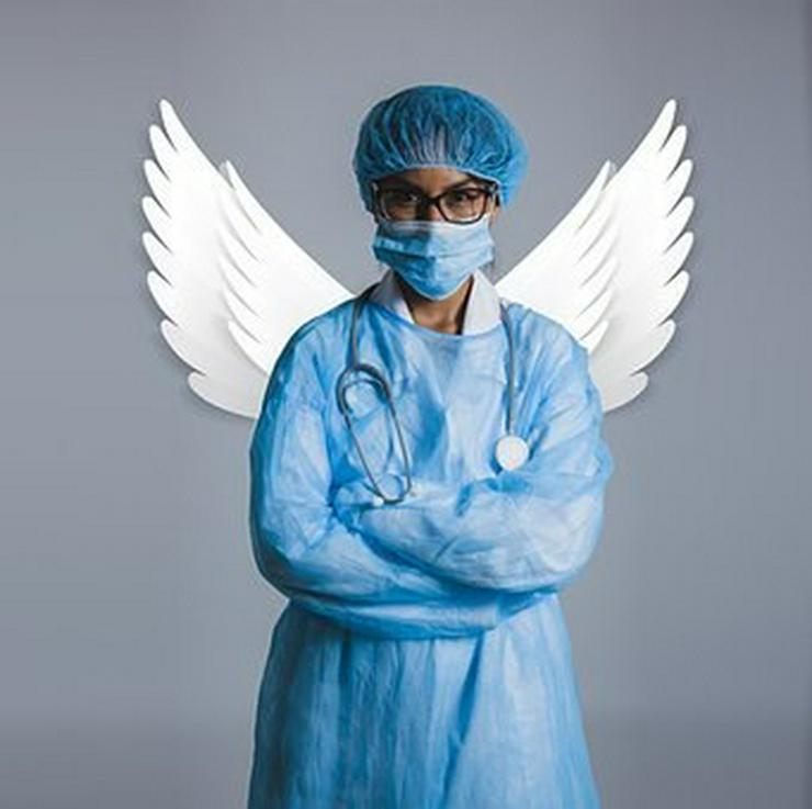 Altenpfleger (m/w/d) - Engel ohne Flügel