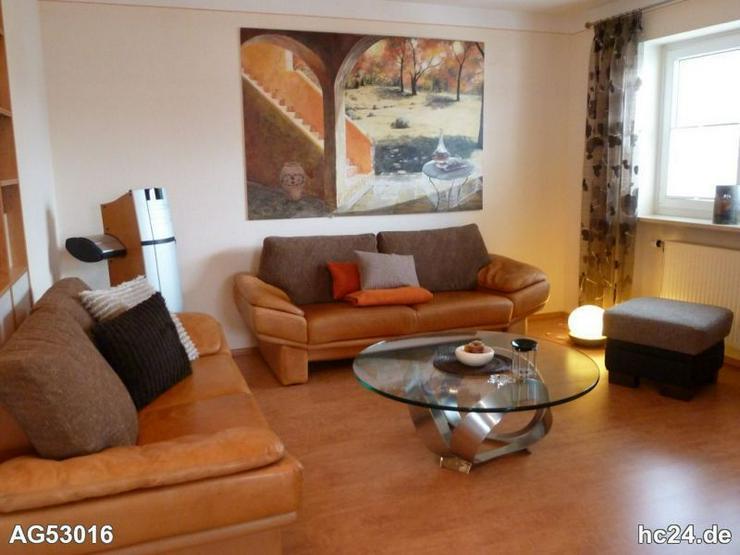 Möbl. 3 Zimmerwohnung mit 2 BALKONEN nähe Dietmannsried frei ab Mai 2019 - Bild 1