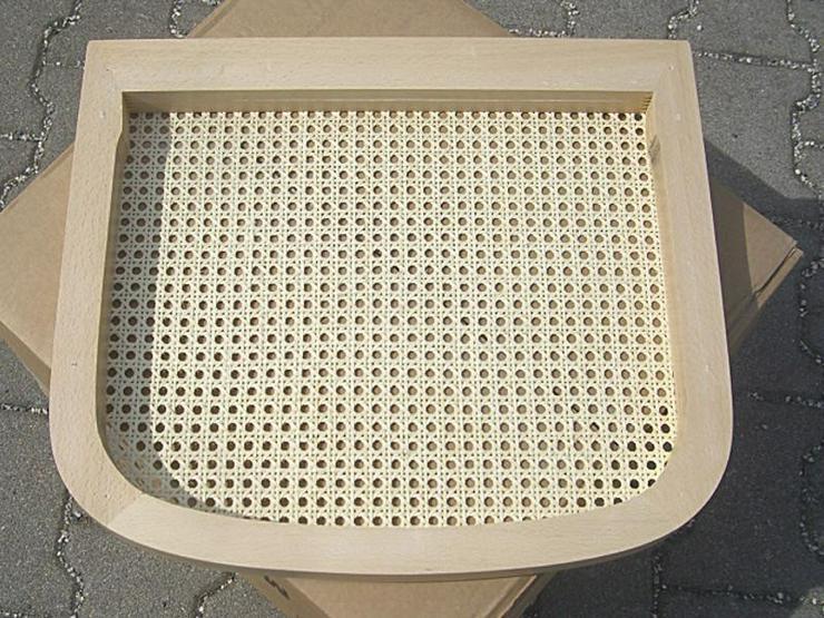 Bild 4: Ersatzsitzplatten, Rückenlehnen für VIENNA