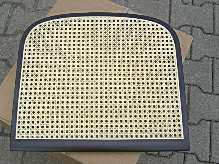 Bild 5: Ersatzsitzplatten, Rückenlehnen für VIENNA