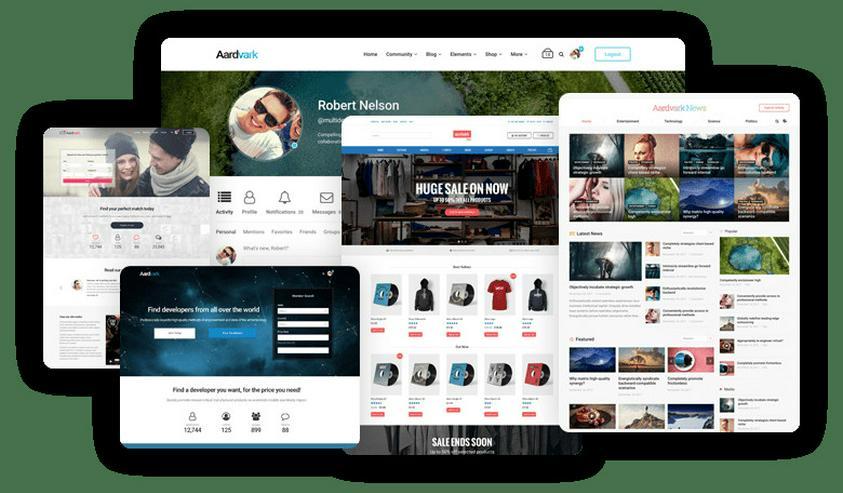 Webdesign - modern, responsiv, DSGVO-konform