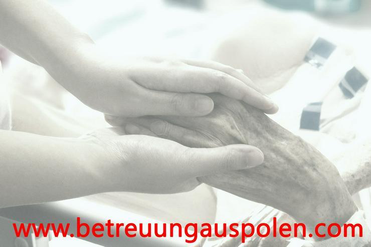 Betreuung 24H aus Polen - direkt ! - Pflege & Betreuung - Bild 1