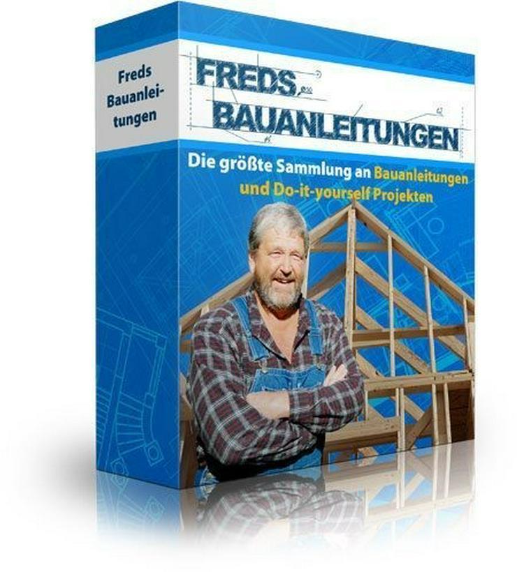 Bild 3: Fred?sBauanleitung