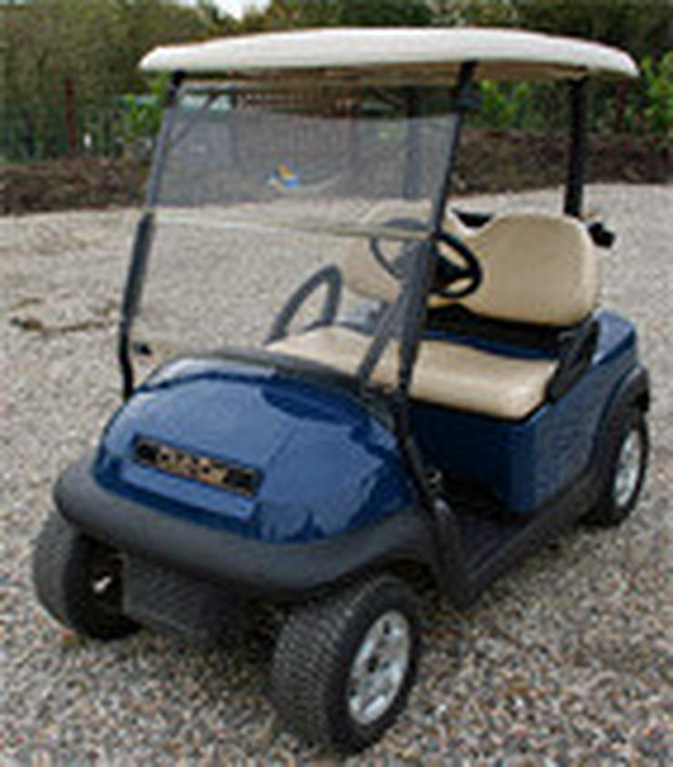 Club Car Precedent Golfcar Golf Cart von 2013