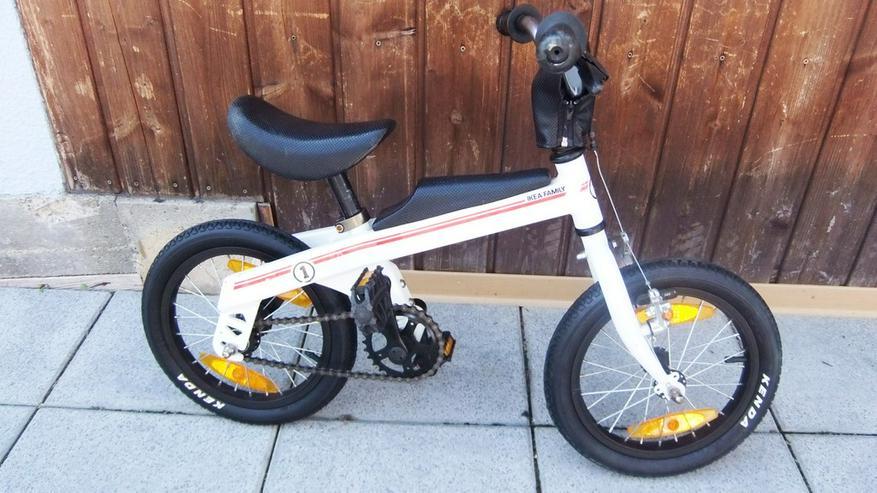 Kinderfahrrad 14 Zoll Ikea Kidsbike Versand mög